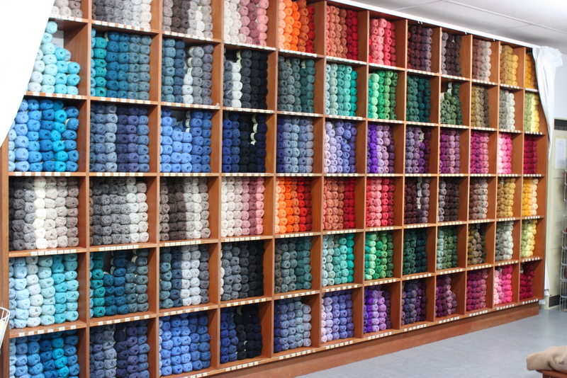 Knitting Wool Shops : Shetland Wool & Yarn - Knitting Supplies Jamieson?s of Shetland